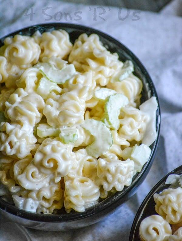 Aunt Gert's Sweet Macaroni Salad