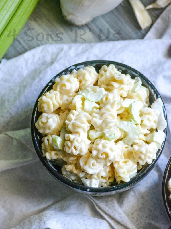 Aunt Gert's Macaroni Sweet Salad