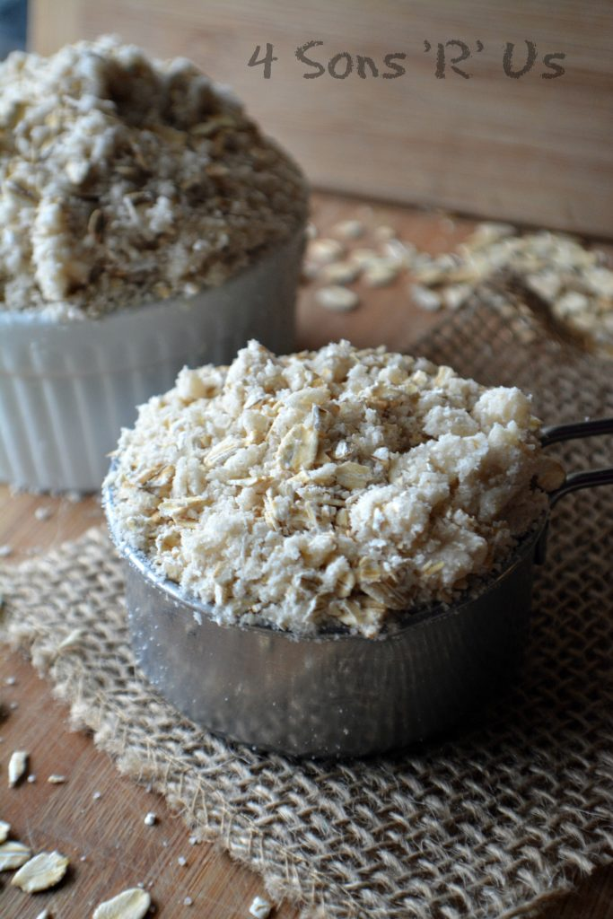 Homemade Oatmeal Muffin Mix 2