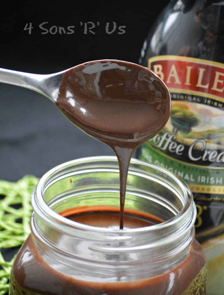 Bailey's Irish Cream Chocolate Sauce