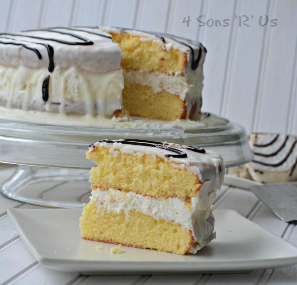 Copy Cat Hostess' Zebra Cake 4