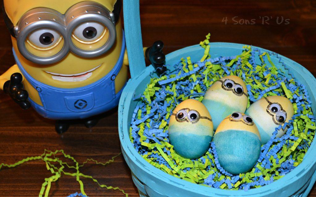 Minion Easter Eggs 2