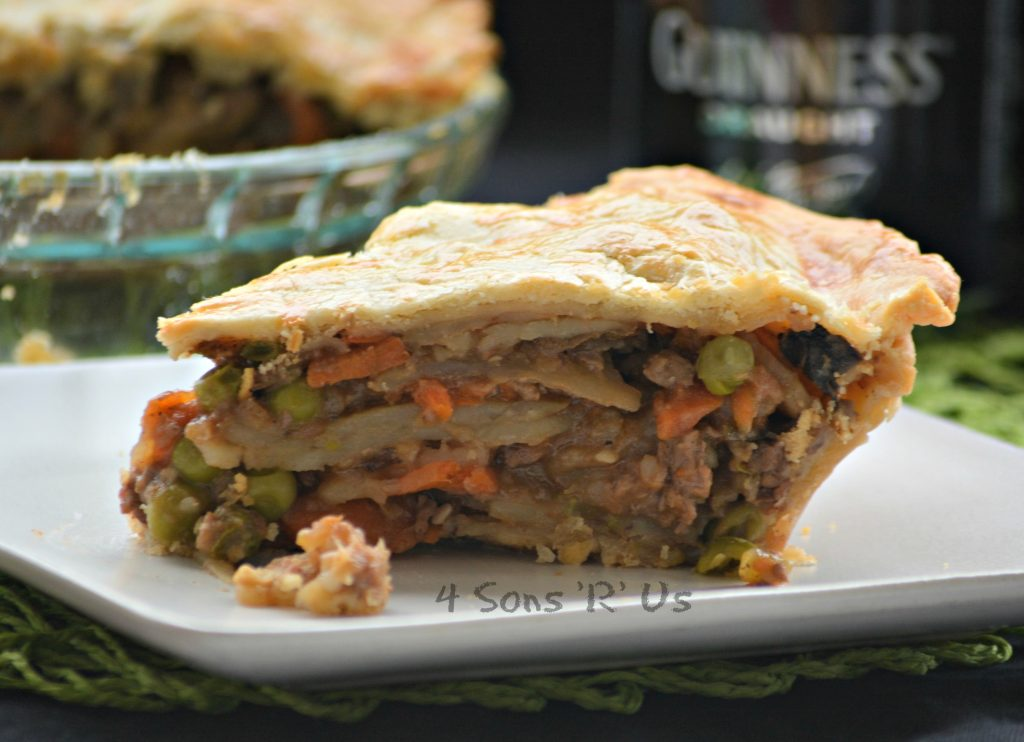 Steak & Guinness Pie 2