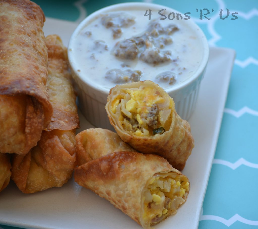 Breakfast Eggrolls 3