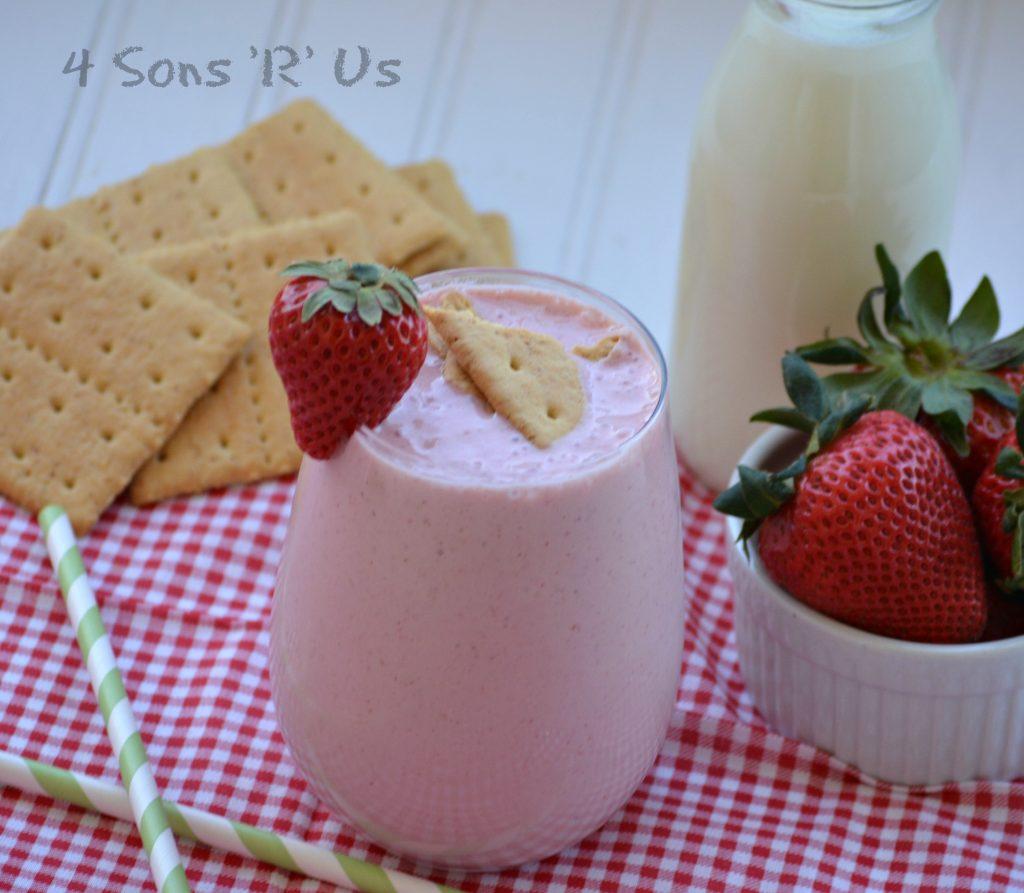 Strawberry Cheesecake Protein Shake 3
