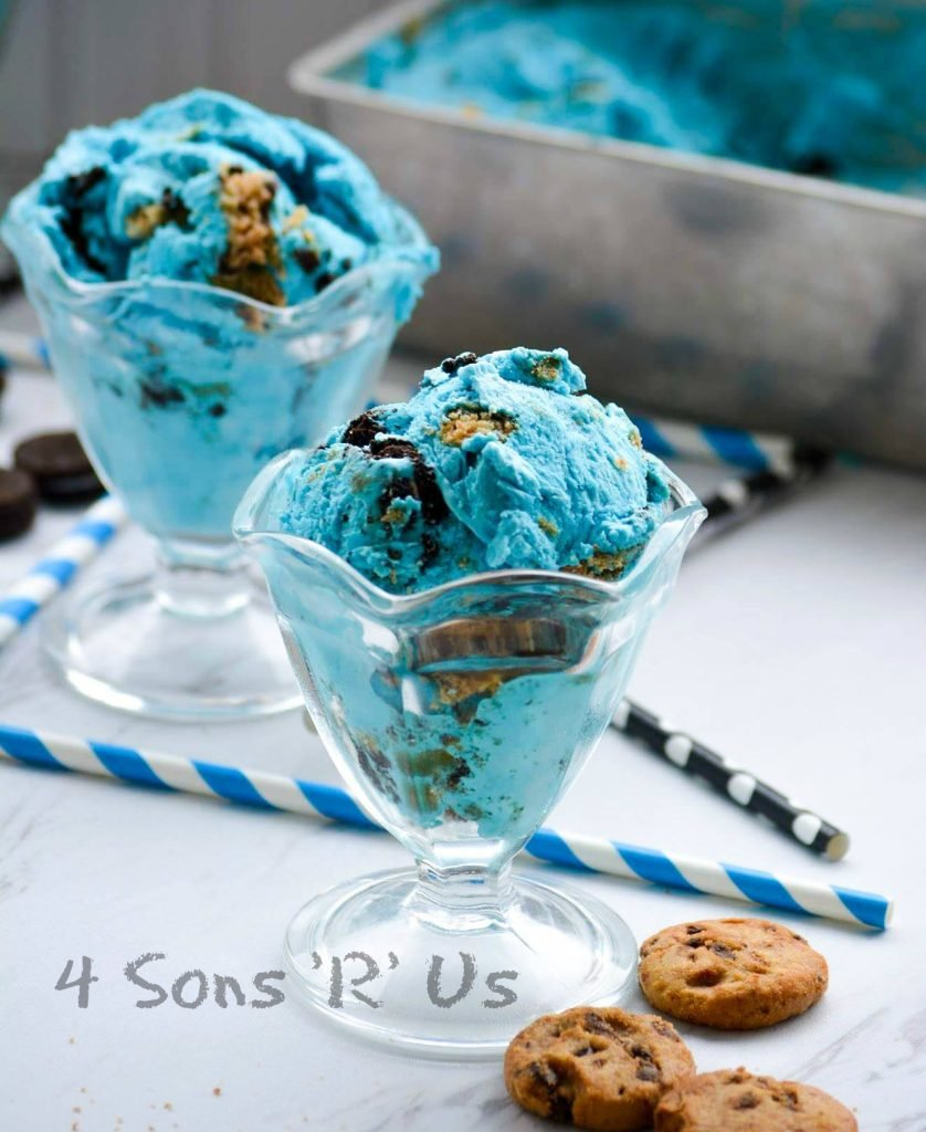 Cookie Monster Ice Cream 3