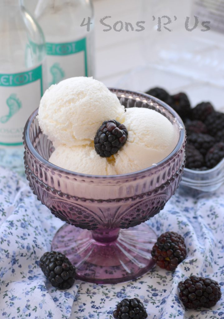 Dessert Wine Ice Cream 3