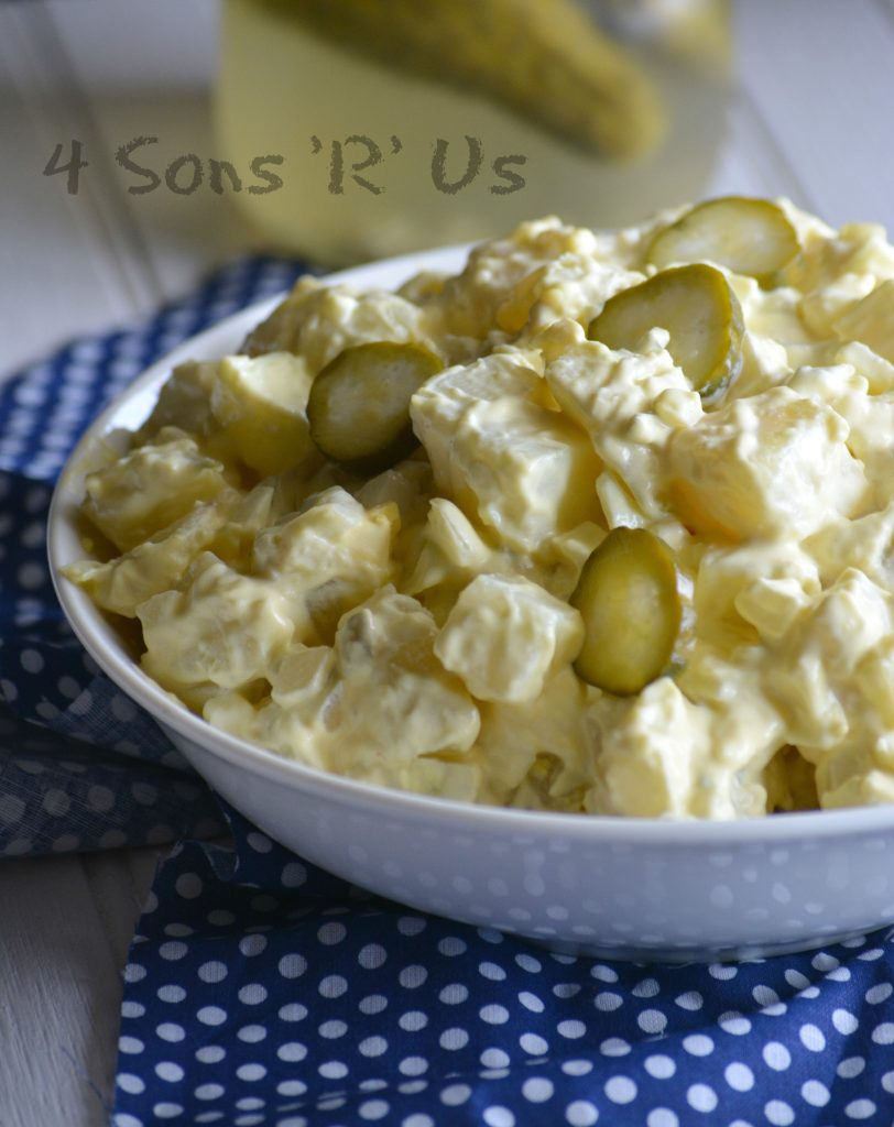 Dill Pickle Potato Salad 2
