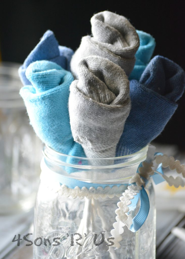 Sock Bouquet 3