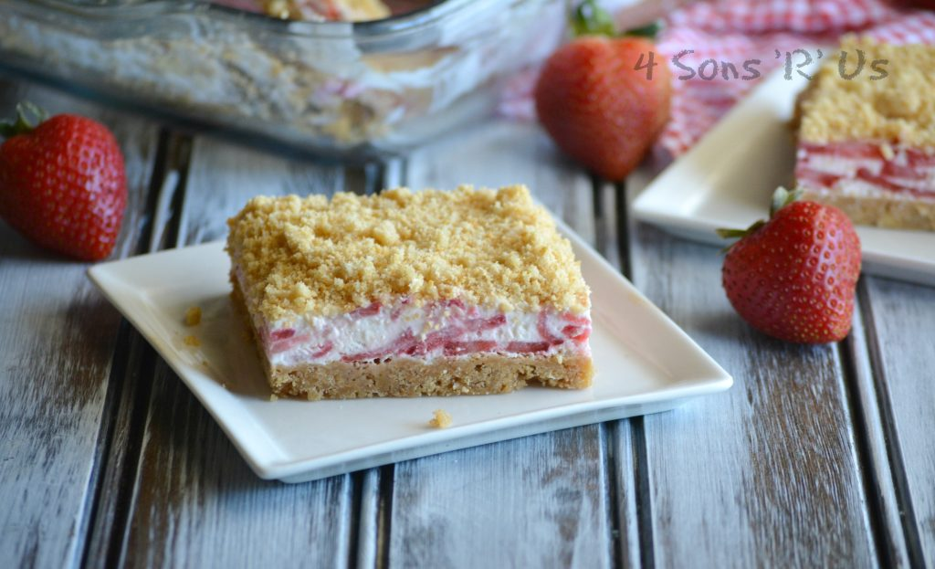 Strawberry Crunch Bars 3