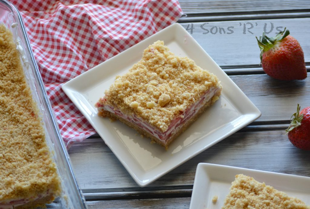 Strawberry Crunch Bars 5
