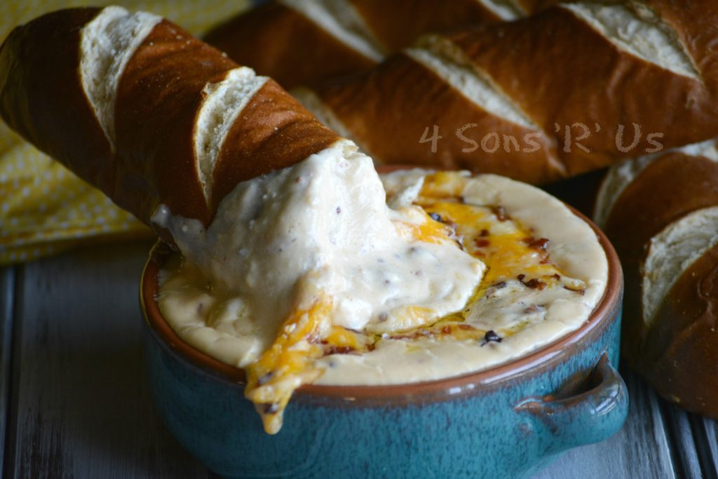 Bacon Beer Cheese Dip 3