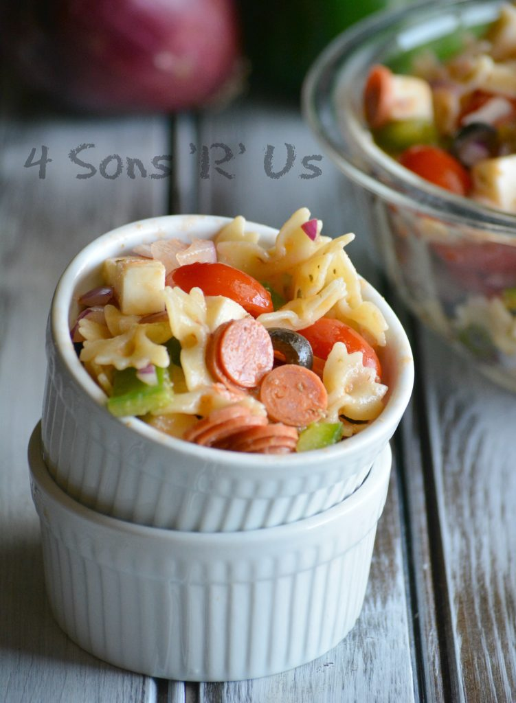 Pizza Pasta Salad 2