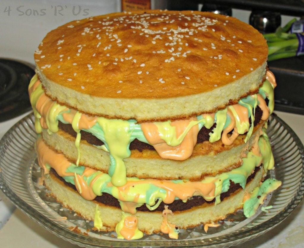 Copy cat mcdonald 39 s big mac 4 sons 39 r 39 us - Fast good cuisine big mac ...