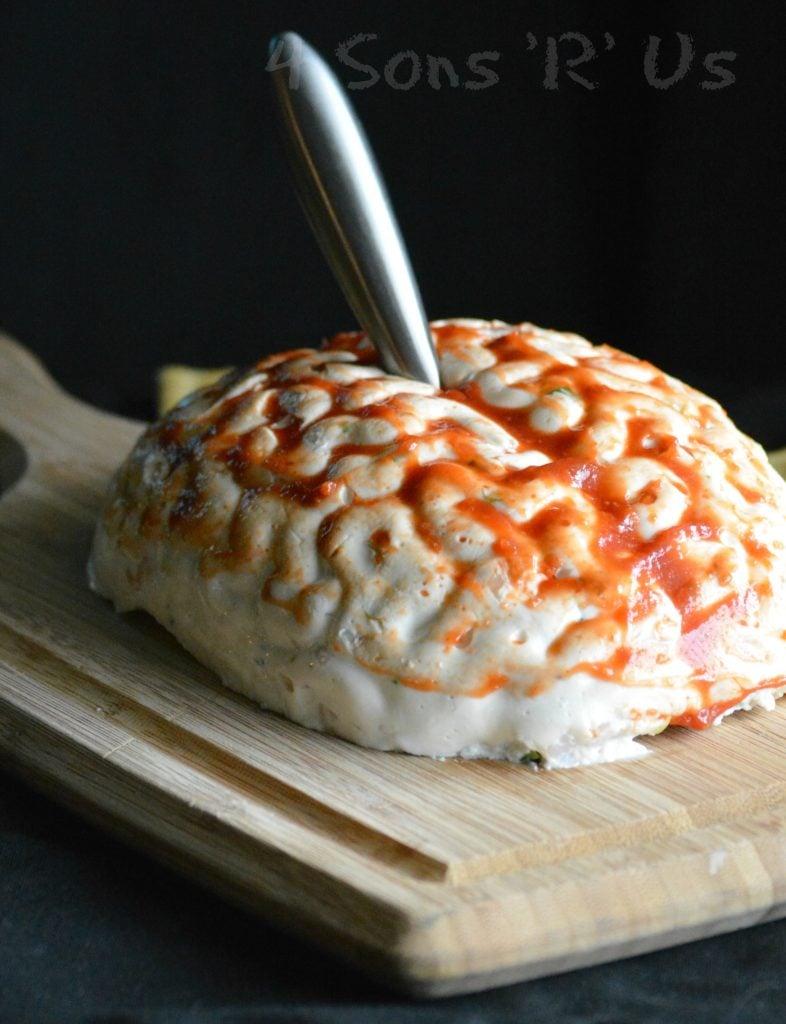 'Shrimp On The Brain' Cracker Spread