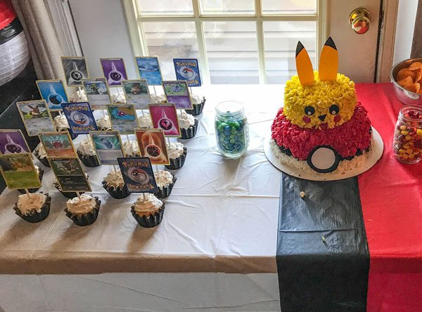 How To Host A Pokemon Birthday Party On A Budget
