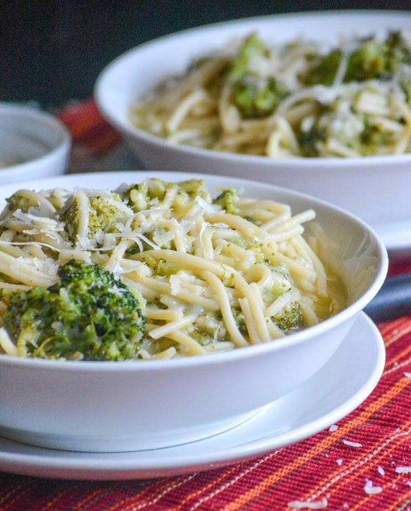 Nonna's Italian Spaghetti & Broccoli