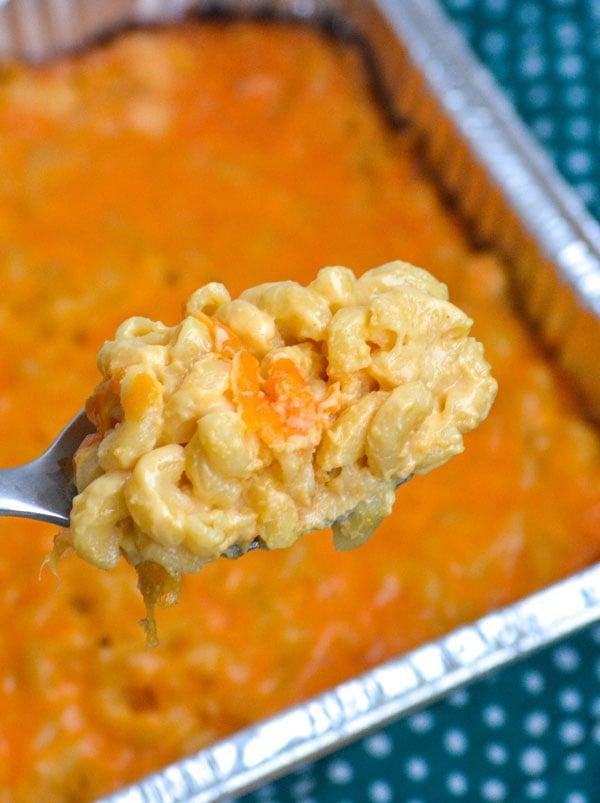 Smoked Macaroni & Cheese - 4 Sons 'R' Us