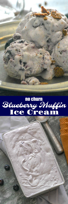 No Churn Carrot Cake Ice Cream
