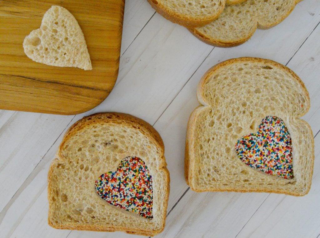 Fairy Sandwiches
