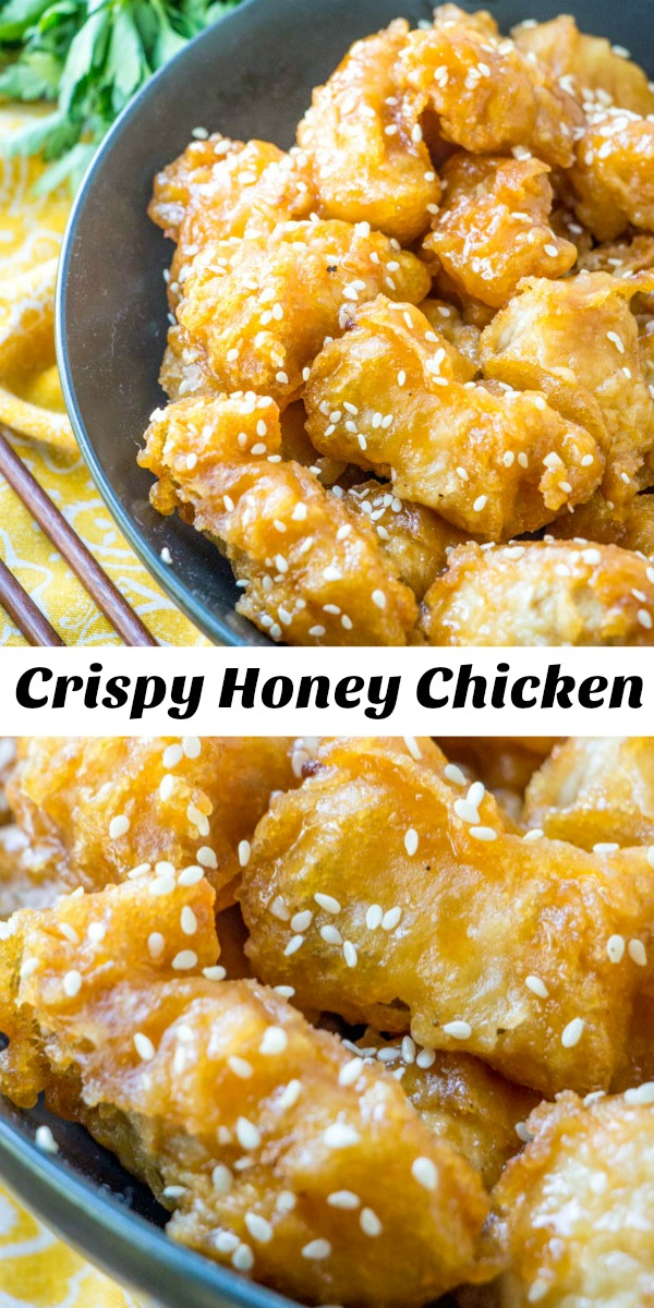 You don't need to go out, to satisfy your cravings for crispy chicken tossed in a savory Asian American sauce. This Asian Style Crispy Honey Chicken is savory, but sweet, and easily our favorite take out meal- made even easier, better for you, and a un-surprisingly more delicious in the convenience of your own kitchen.