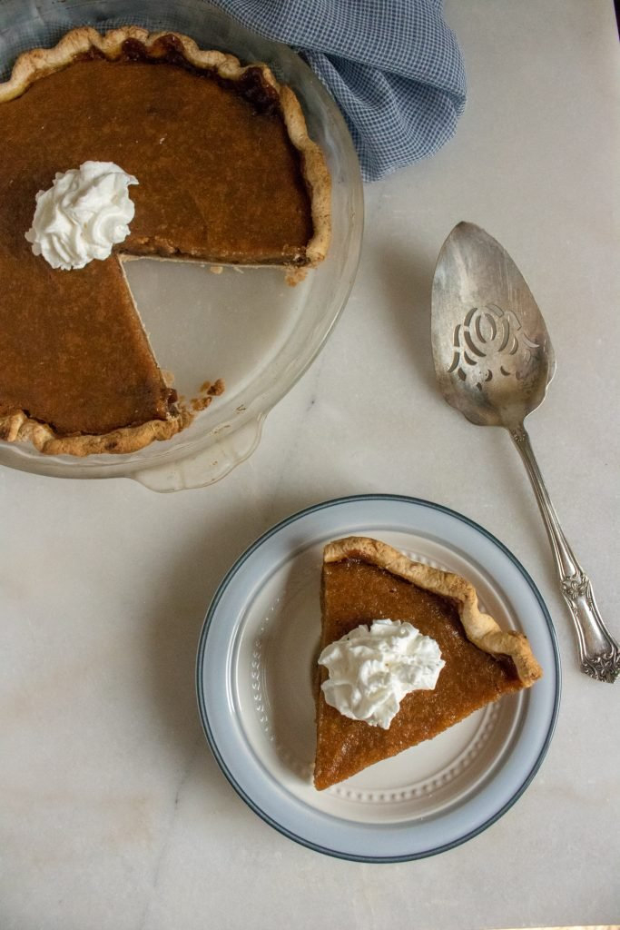 Pumpkin Mincemeat Pie