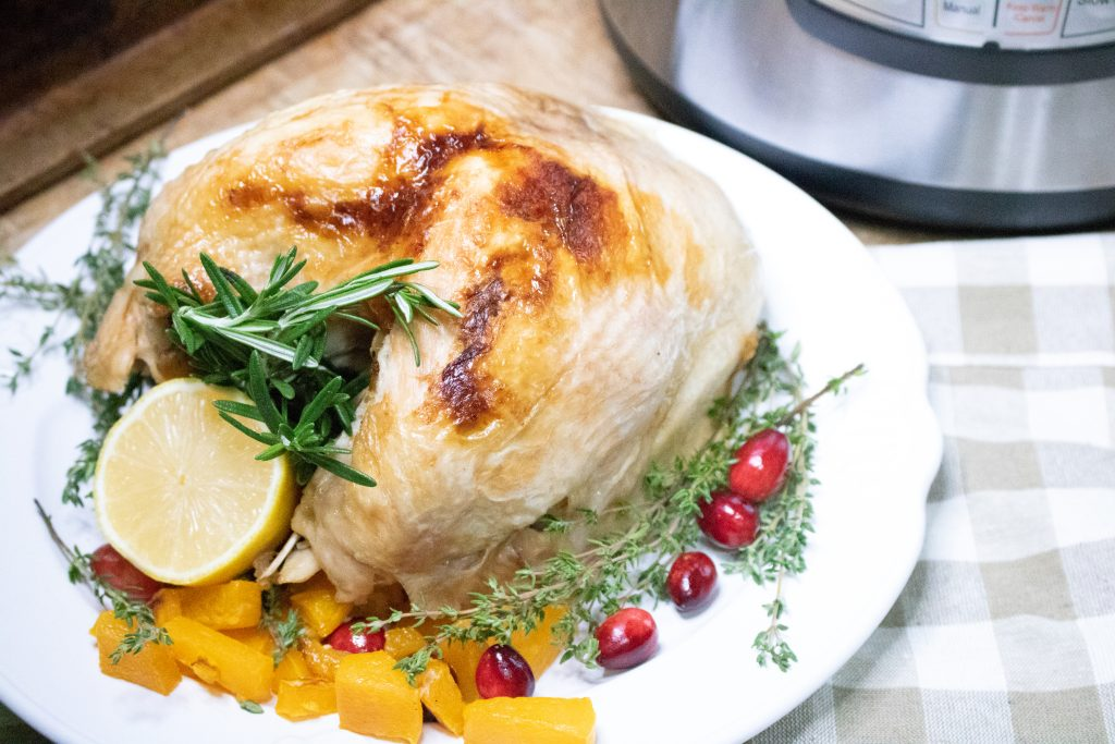 Instant Pot Turkey Breast
