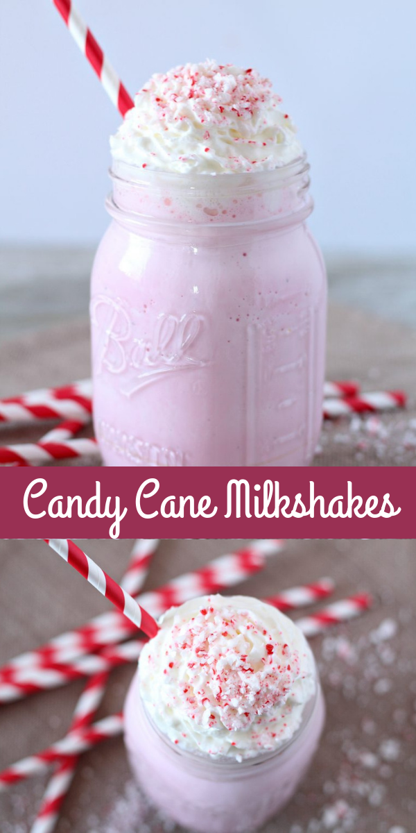 Thanksgiving is nearly here and that means the holiday season is the air. Nothing says holiday quite like the festive, minty flavor of candy canes. Our candy cane milkshakes are an easy, cool dessert treat, perfect to help you ring in the most wonderful time of the year.
