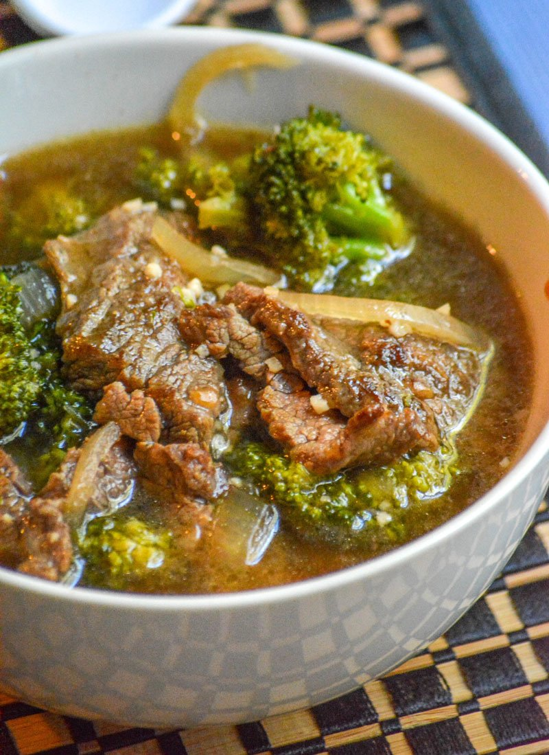 Chinese Beef Broccoli Soup 4 Sons R Us