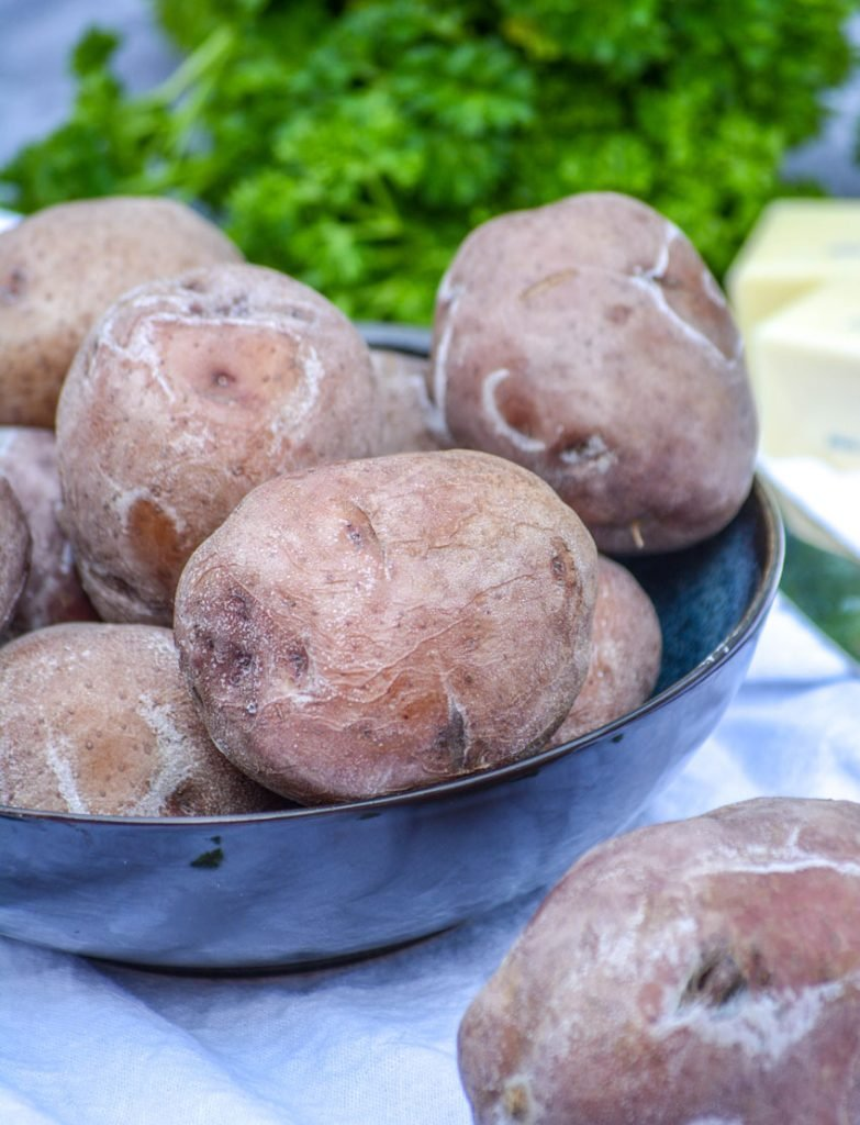 Syracuse Style Salt Potatoes