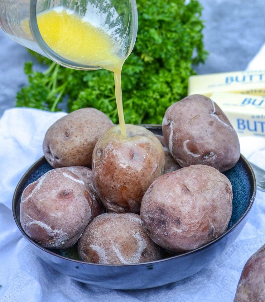 syracuse style salted potatoes