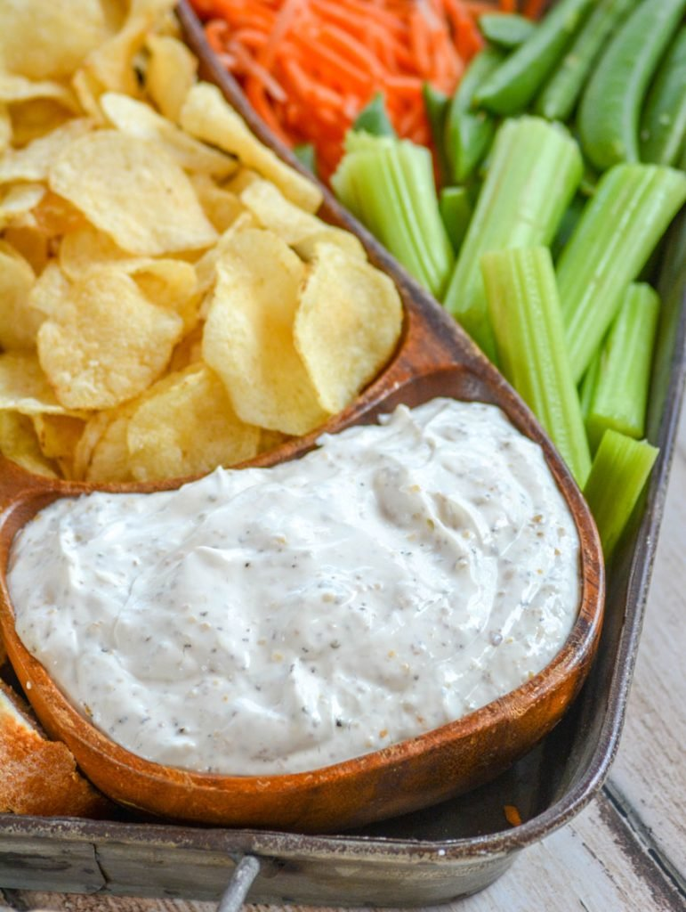 Montreal Steak Seasoning Dip