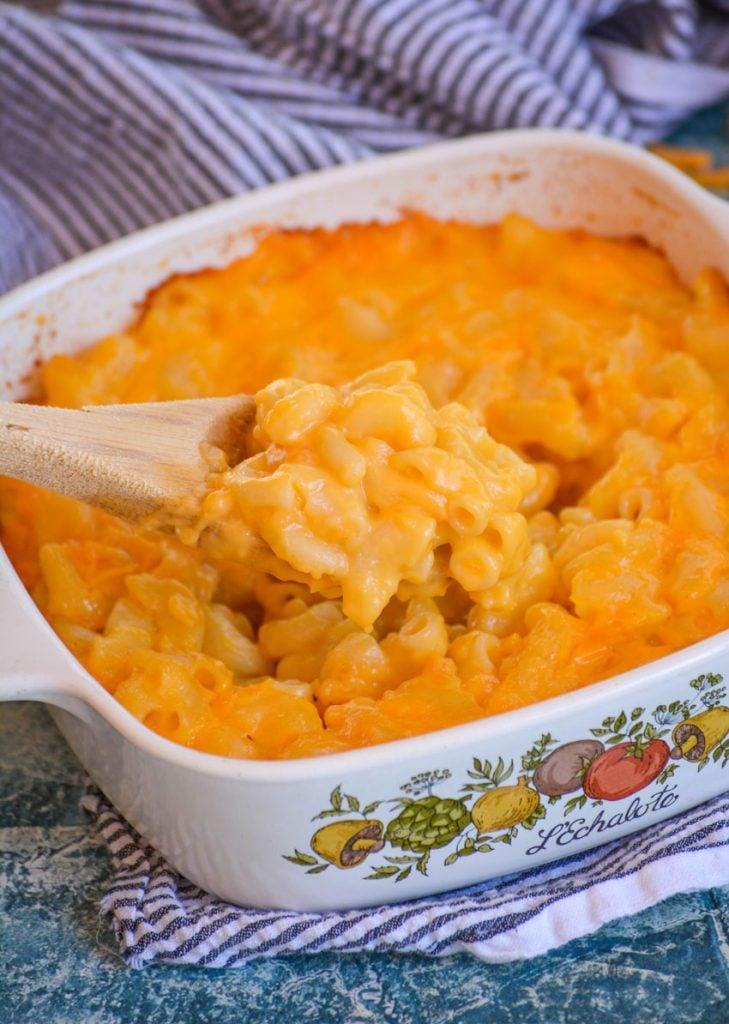 Copy Cat Stouffers Macaroni & Cheese