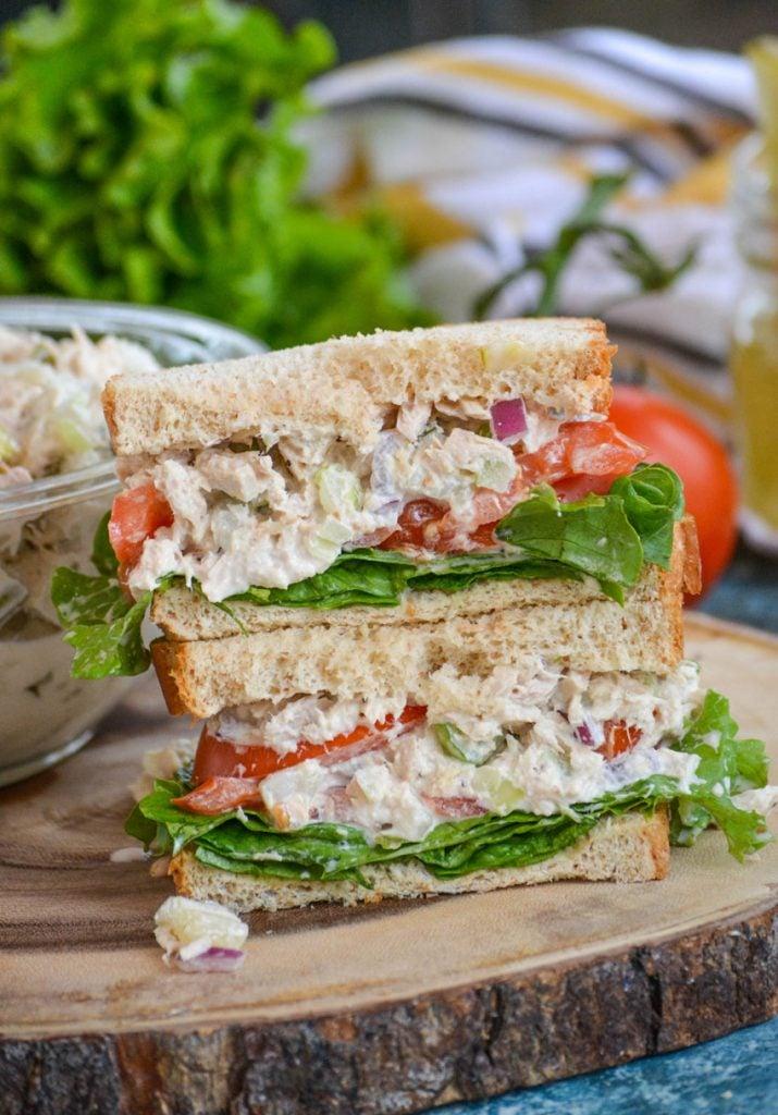 Tuna Salad Recipe Pickle Relish