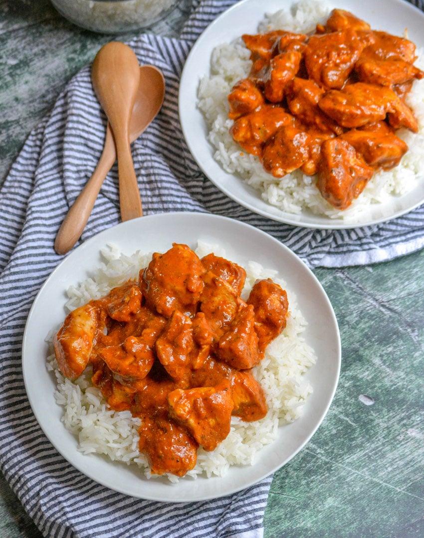 Indian Chicken Tikka Masala