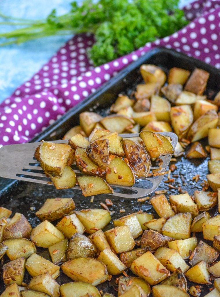 Crispy Onion Soup Potatoes 4 Sons R Us